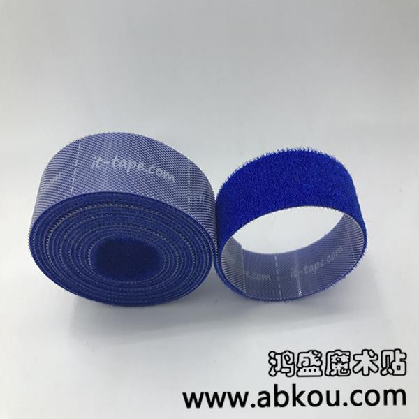 印刷魔术贴扎带